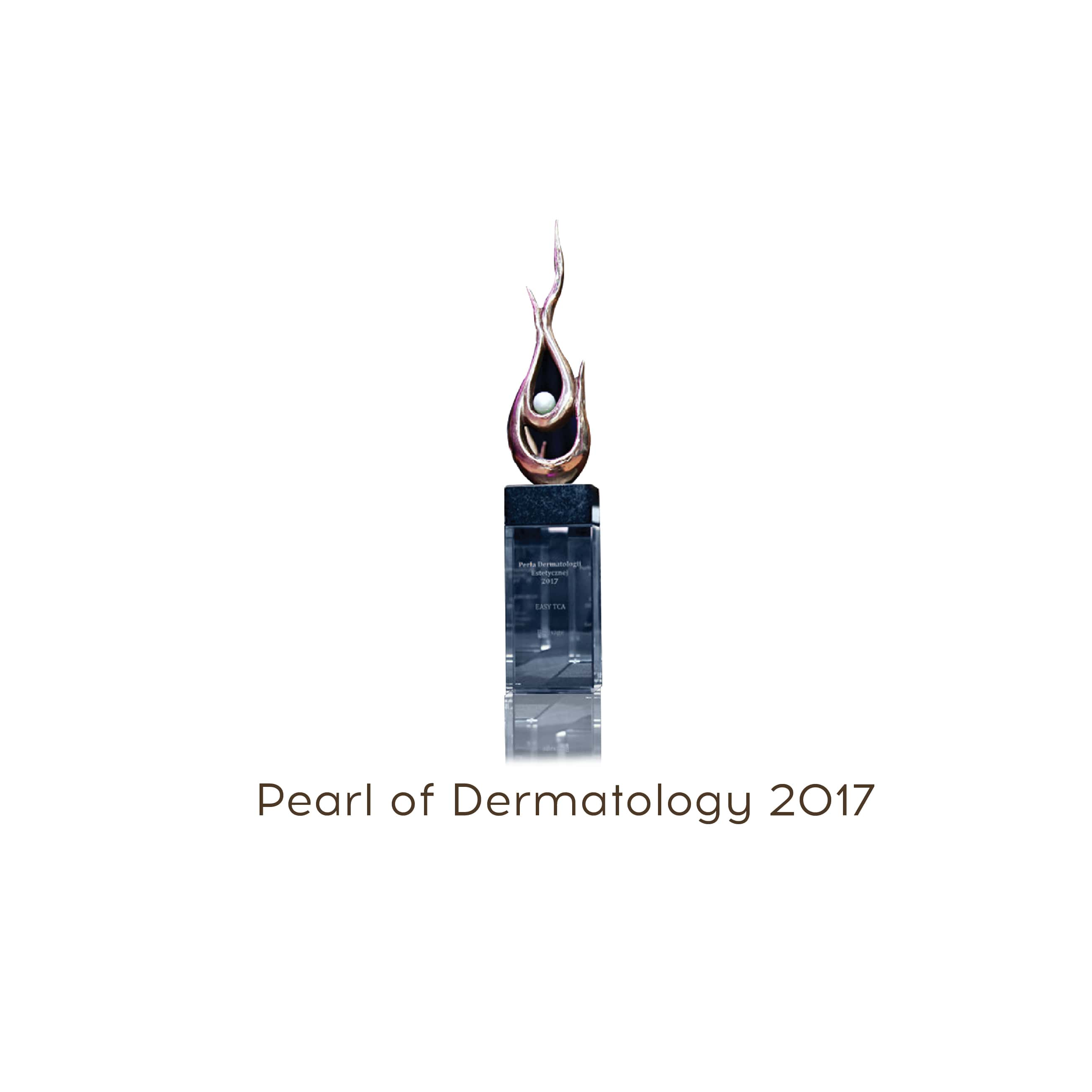 pearl of dermatology award