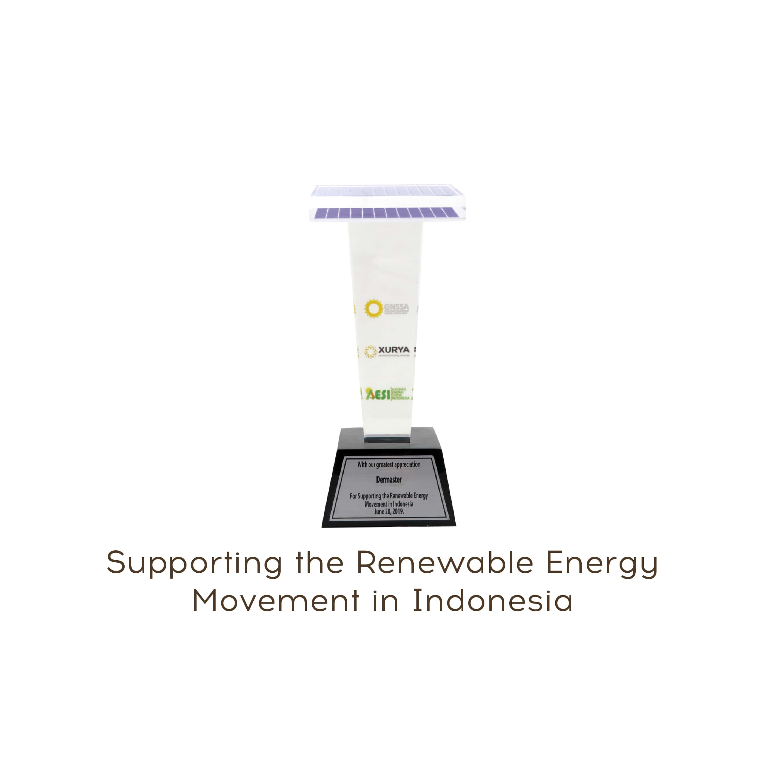 energy movement award