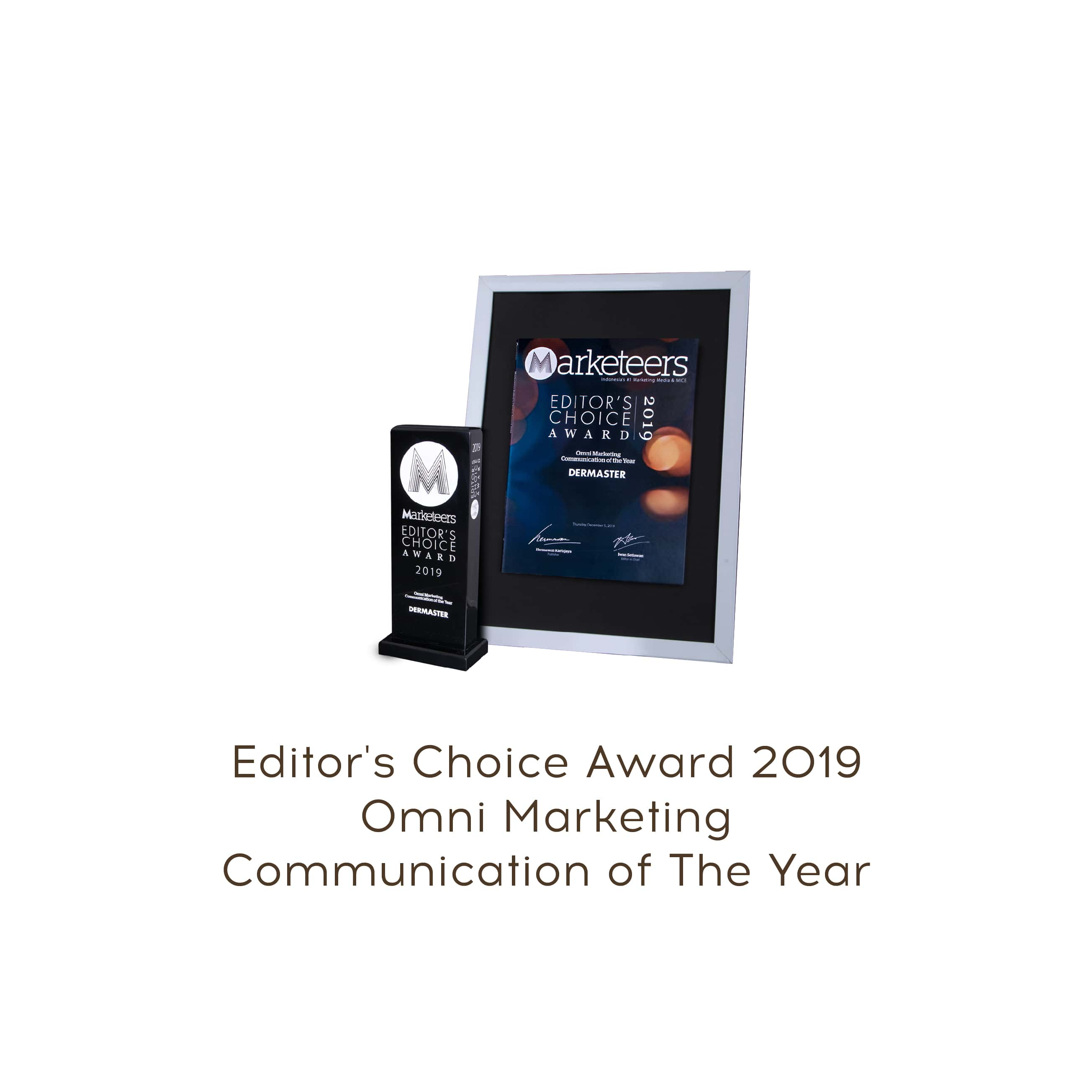 editor choice award 2019